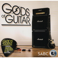 Gods Of Guitar - Gods Of Guitar (CD)