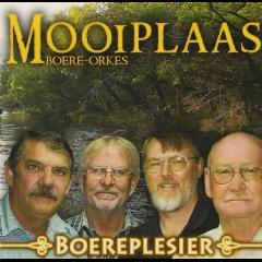 Mooiplaas Boereorkes - Boereplesier (CD)