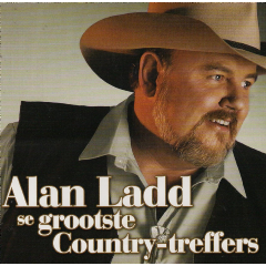 Alan Ladd - Greatest Country Hits (CD)