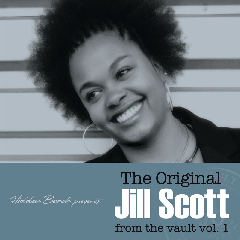 Jill Scott - OrIginal Jill Scott From The Vault - Vol.1 (CD)