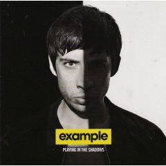 Example - Playing In The Shadows (CD)
