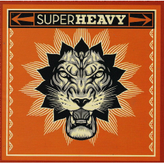 Superheavy - Superheavy (CD)