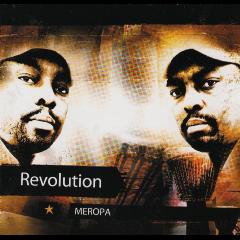 Revolution - Meropa (CD)