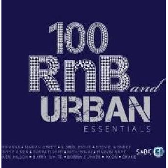100 Rnb & Urban Essentials - 100 R'n B & Urban Essentials (CD)