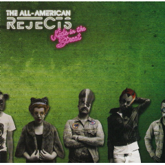All-american Rejects - Kids In The Street (CD)
