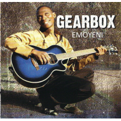 Gearbox Mtshali - Emoyeni (CD)