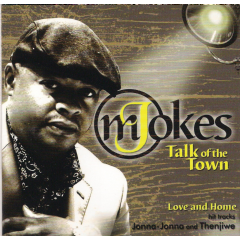 Mjokes - Talk Of The Town (CD)