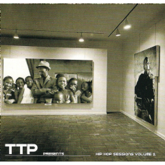 Ttp Presents Hip Hop Sessions - TTP Presents Hip Hop Sessions - Vol.2 (CD)