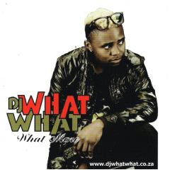 Dj What What - What More (CD)
