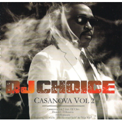 Dj Choice - Casanova - Vol.2 (CD)