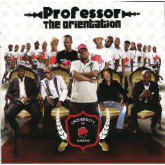 Professor - Orientation (CD)