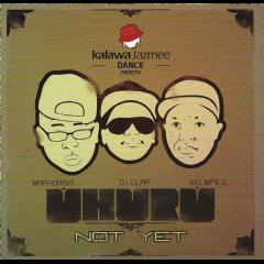Uhuru - Not Yet (CD)