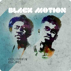 Black Motion - Aquarian Drums (CD)