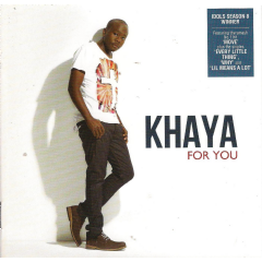 Khaya - For You (CD)