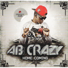 Ab Crazy - Home Coming (CD)