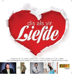 Dis Als Vir Liefde - Various Artists (CD)