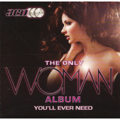 The Only Woman Album You'll Ever Need - Various Artists (CD)