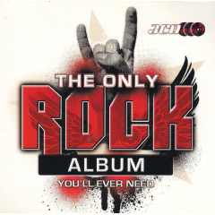 Only Rock Album You'll Ever Need - Various Artists (CD)