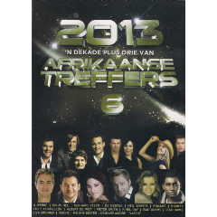 Dekade Van Afrikaanse Treffers - Vol.6 - Various Artists (DVD)