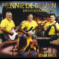 De Bruyn, Hennie / Kitaarkerels - Kitaar Kwela (CD)
