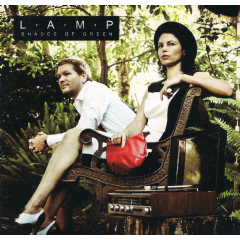 L.A.M.P. - Shades Of Green (CD)