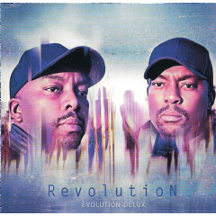 Revolution - Evolution (Revised) (CD)