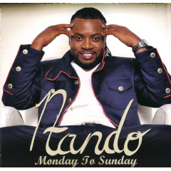 Ntando - Monday 2 Friday (CD)