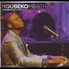 Mbatha, Nqubeko - Sentiments Of A Worshipper (CD)