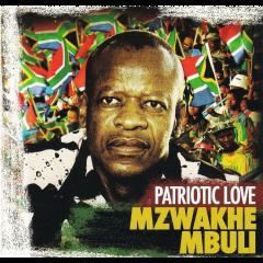 Mbuli, Mzwakhe - Patriotic Love (CD)