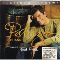 Buanne, Patrizio - Dankie / Thank You - Suid Afrika (CD)