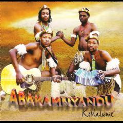 Abakwamnyandu - Komalume (CD)