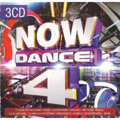 Now Dance 4 - Now Dance 4 (CD)