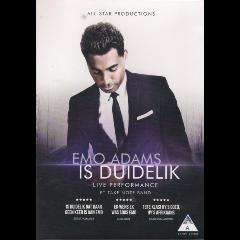 Emo Adams - Is Duidelik (DVD)