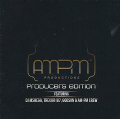 AM-PM Producers Edition - Various Artists (CD)