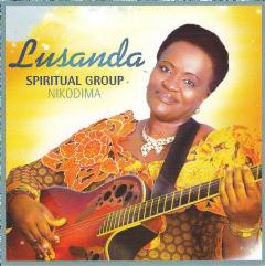 Lusanda Spiritual Group - Nikodima (CD)