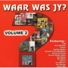 Waar Was Jy? - Vol.2 - Various Artists (CD)