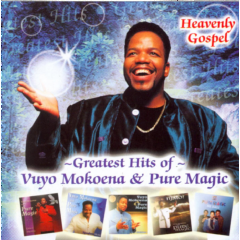 Vuyo Mokoena / Pure Magic - Greatest Hits Of Vuyo Mokoena & Pure Magic (CD)