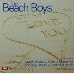 Beach Boys - I Love You (CD)