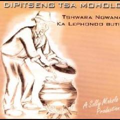 Dipitseng Tsa Moholo - Thwara Ngwana Lephondo Buti (CD)