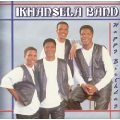 Ikhansela Band - Happy Birthday (CD)