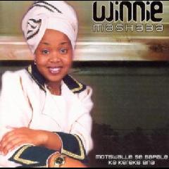 Winnie Mashaba - Motswalle Se Bapale Ka Kereke Ena (CD)