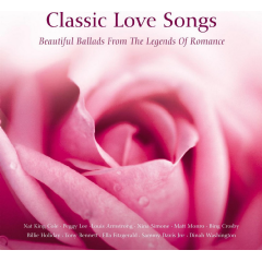 Classic Love Songs - Various Artists (CD)