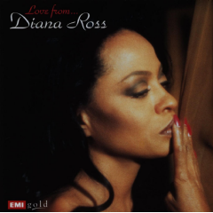 Diana Ross - Love From Diana Ross (CD)
