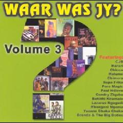 Waar Was Jy? - Vol.3 - Various Artists (CD)