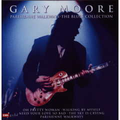 Moore Gary - Parisienne Walkways - The Blues Collection (CD)