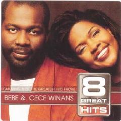 Bebe & Cece Winans - 8 Great Hits (CD)