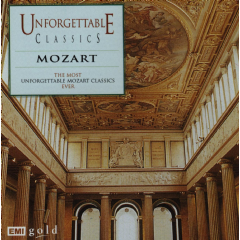 Unforgettable Classics - Mozart - Various Artists (CD)