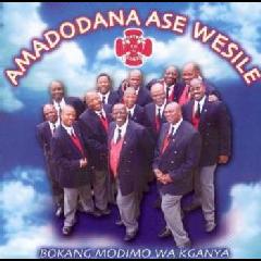 Amadodana Ase Wesile - Bokang Modimo Wa Kganya (CD)