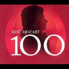100 Best Mozart - Various Artists (CD)