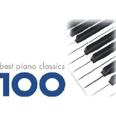 100 Best Piano Classics - Various Artists (CD)